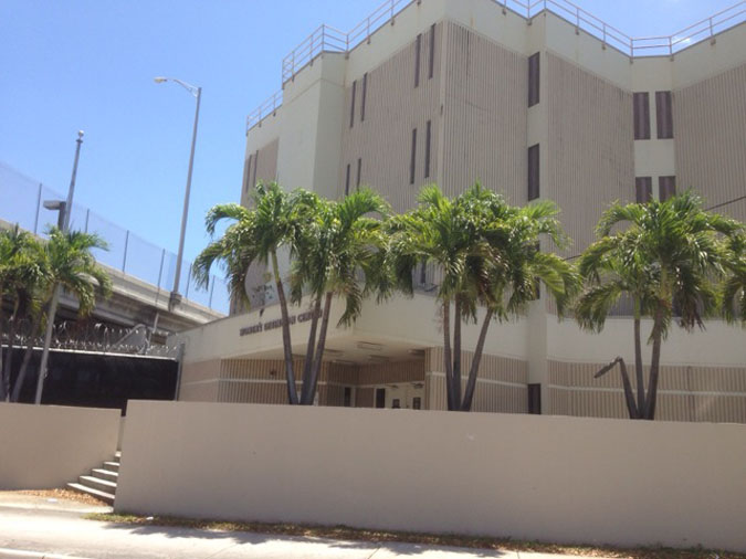 Dade County Womens Detention Ctr  located in Miami FL (Florida) 2