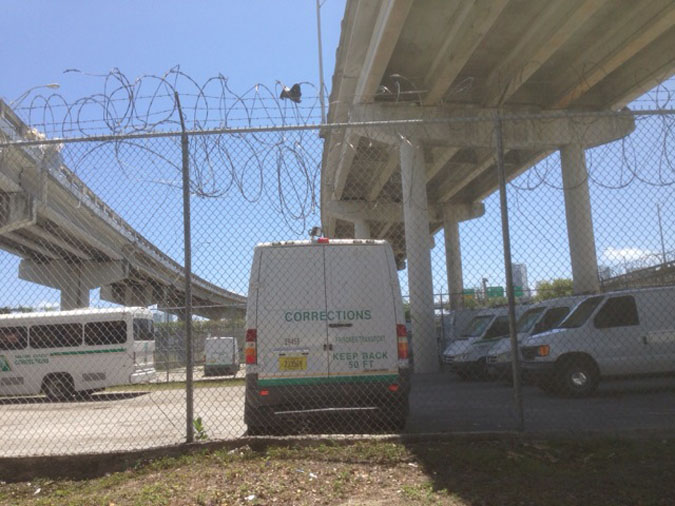 Dade County Womens Detention Ctr  located in Miami FL (Florida) 4