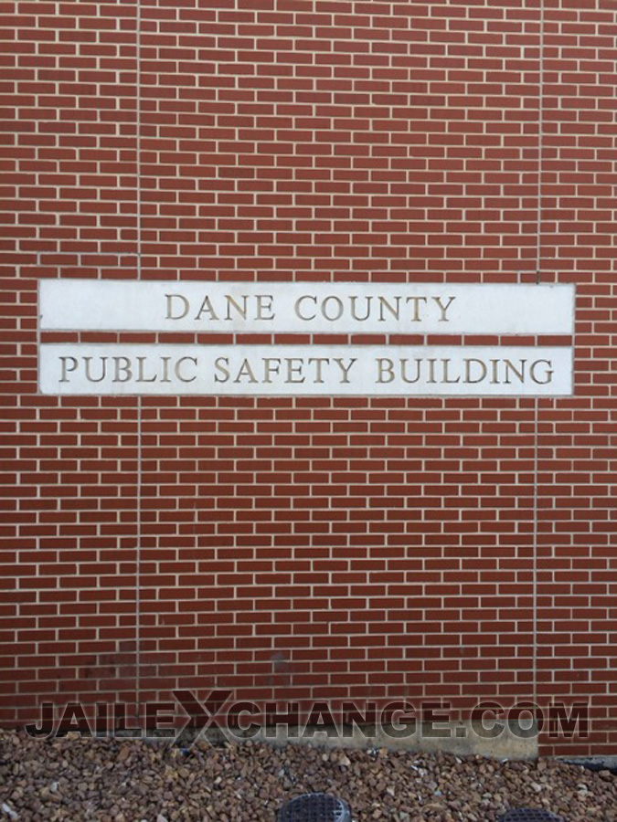 Dane Co Public Safety Building Jail located in Madison WI (Wisconsin) 2