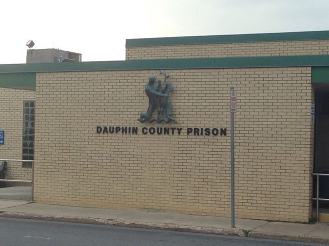 Dauphin County Prison located in Harrisburg PA (Pennsylvania) 2