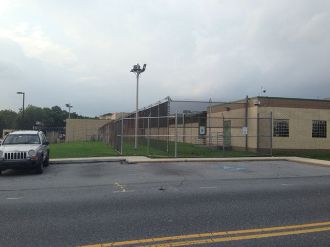 Dauphin County Prison located in Harrisburg PA (Pennsylvania) 3