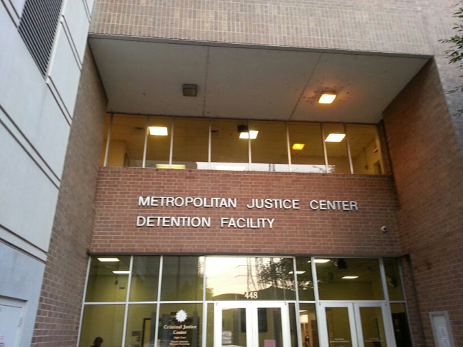 Davidson County Criminal Justice Center located in Nashville TN (Tennessee) 2