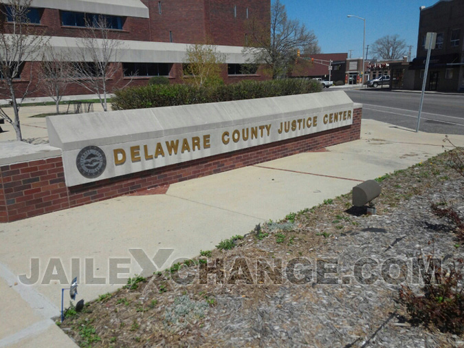 Delaware County Jail located in Muncie IN (Indiana) 2