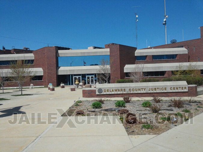 Delaware County Jail located in Muncie IN (Indiana) 3