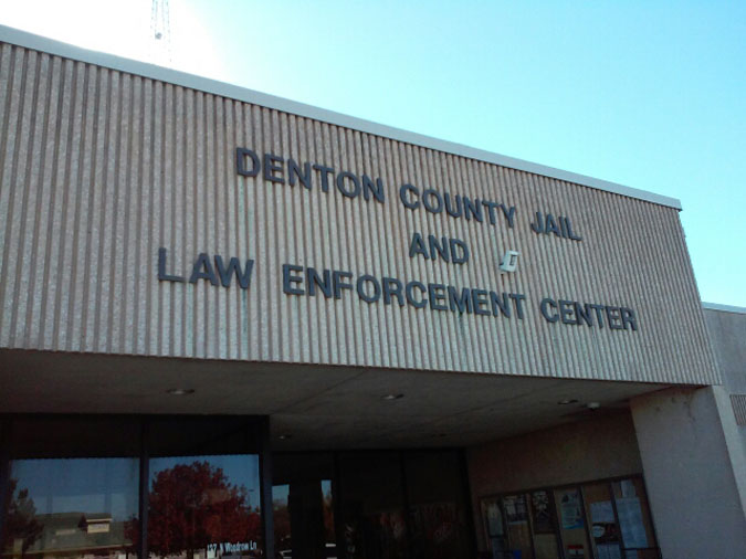 Denton County Jail Pre Trial Facility located in Denton TX (Texas) 2