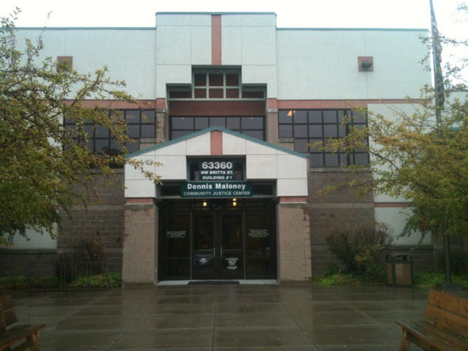 Deschutes County Juvenile Detention Center located in Bend OR (Oregon) 1