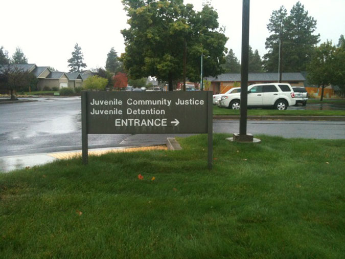 Deschutes County Juvenile Detention Center located in Bend OR (Oregon) 2