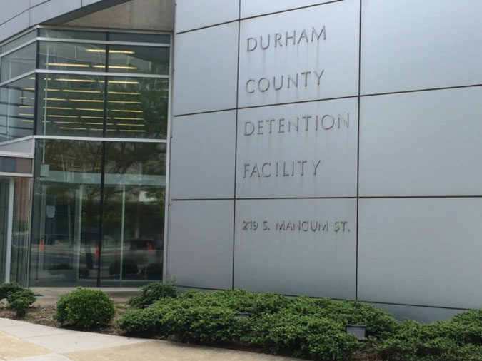 Durham County Detention Center located in Durham NC (North Carolina) 2