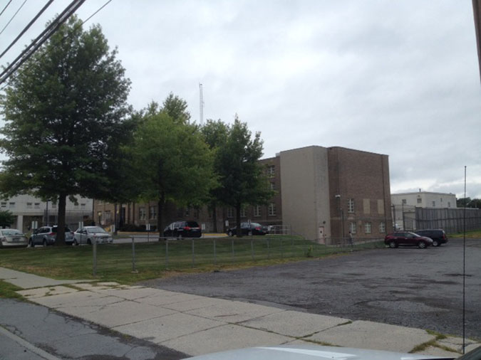 Dutchess County Jail located in Poughkeepsie NY (New York) 4