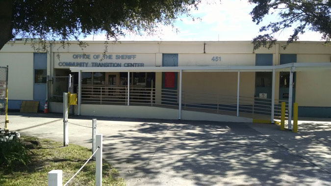 Duval County Jail Community Transition Center located in Jacksonville FL (Florida) 1