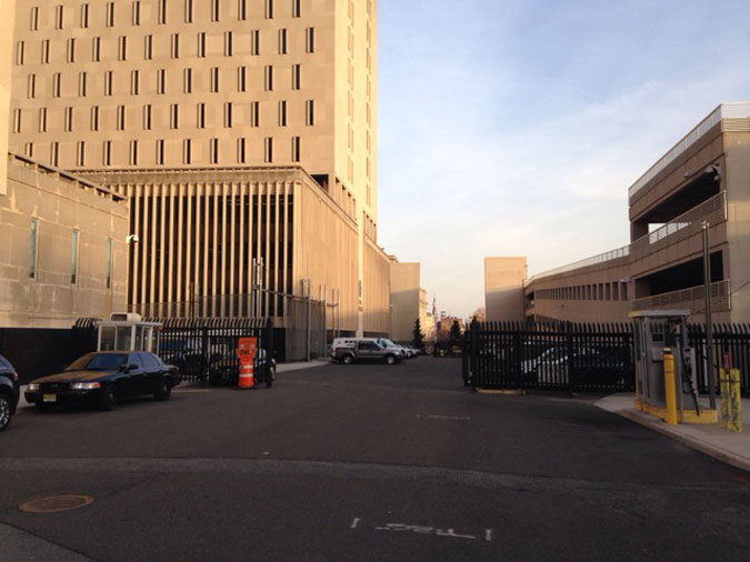 Essex County Jail located in Newark NJ (New Jersey) 1
