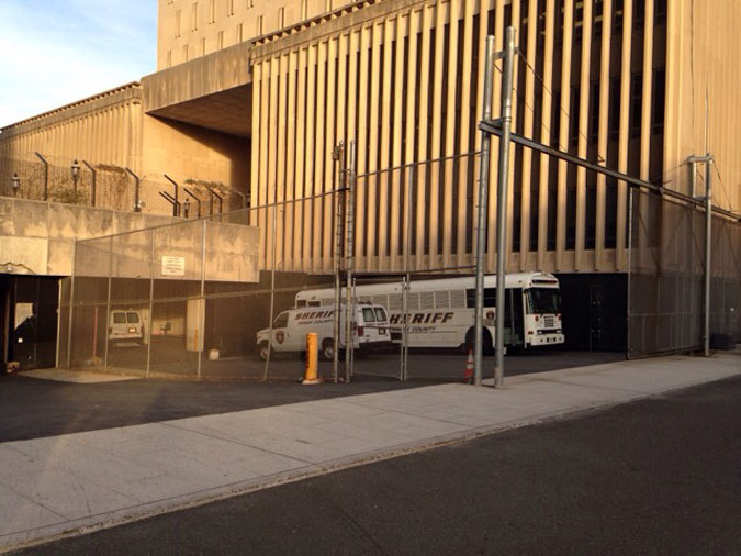 Essex County Jail located in Newark NJ (New Jersey) 3