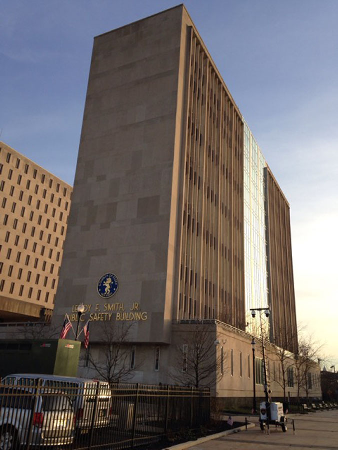 Essex County Jail located in Newark NJ (New Jersey) 4