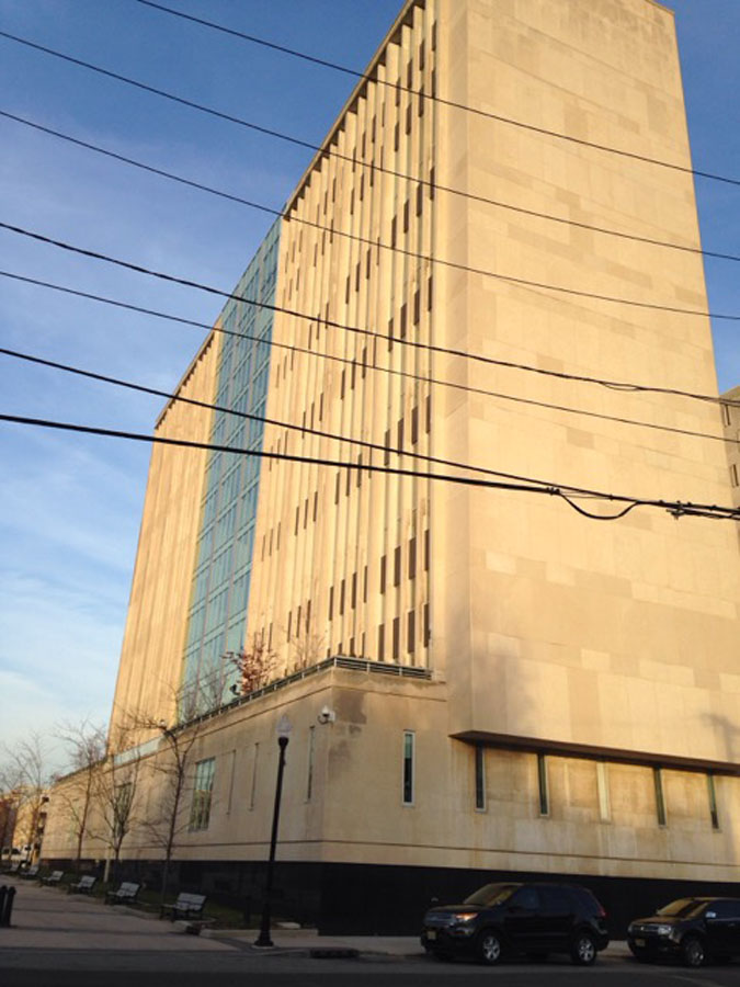 Essex County Jail located in Newark NJ (New Jersey) 5