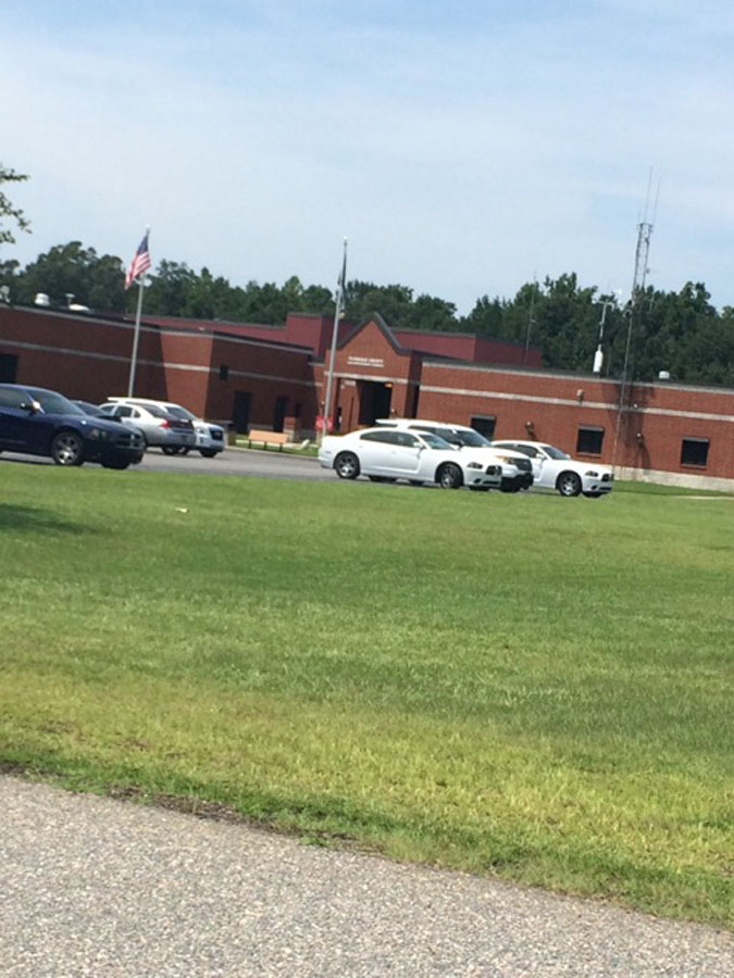 Florence County Jail  Detention Center located in Effingham SC (South Carolina) 5