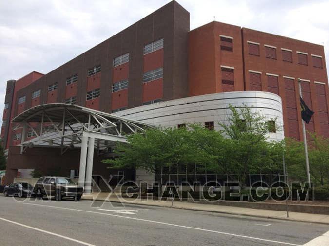 Forsyth County Detention Center located in Winston-Salem NC (North Carolina) 1