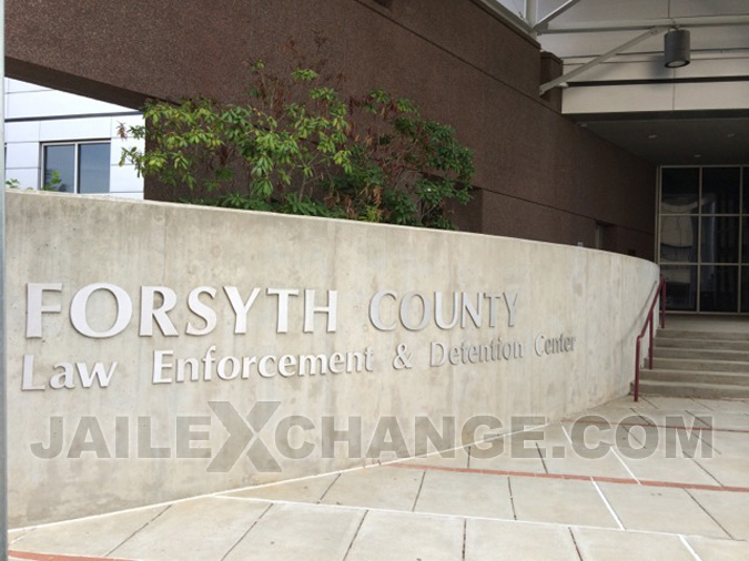 Forsyth County Detention Center located in Winston-Salem NC (North Carolina) 2