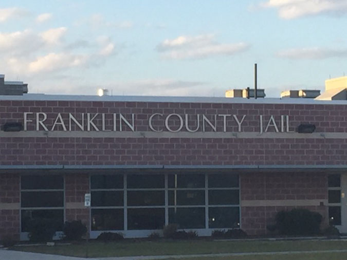 Franklin County Jail located in Chambersburg PA (Pennsylvania) 2