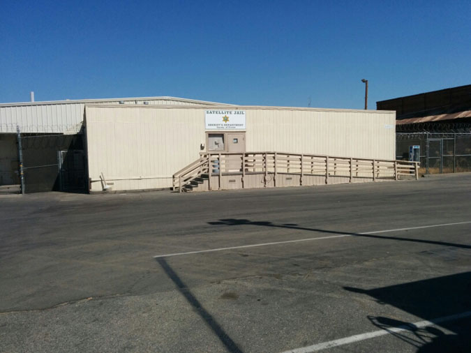 Fresno County Satellite Jail located in Fresno CA (California) 1