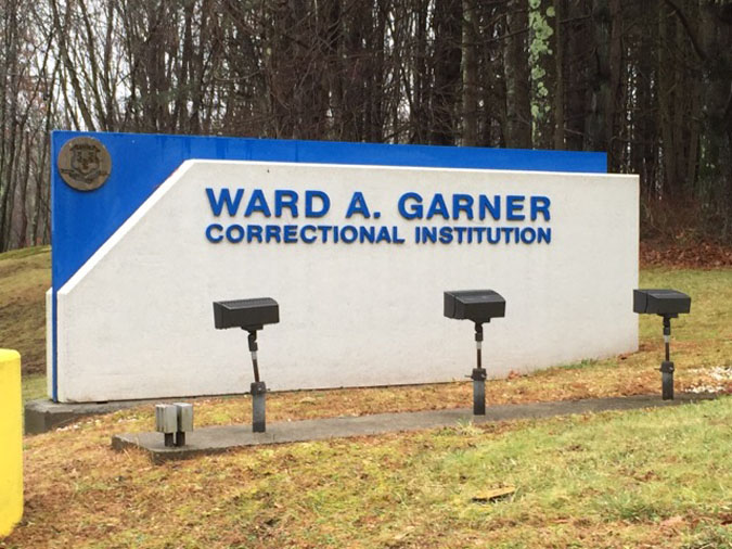 Garner Correctional Institution located in Newtown CT (Connecticut) 2