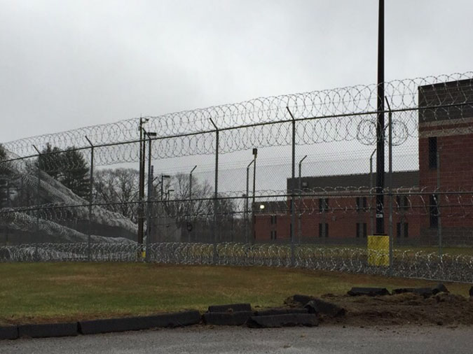 Garner Correctional Institution located in Newtown CT (Connecticut) 3