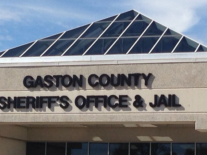 Gaston County Jail located in Gastonia NC (North Carolina) 2