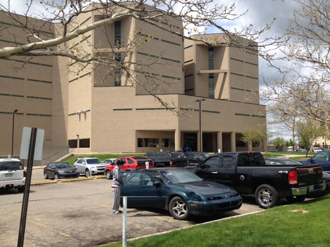 Genesee County Jail located in Flint MI (Michigan) 3
