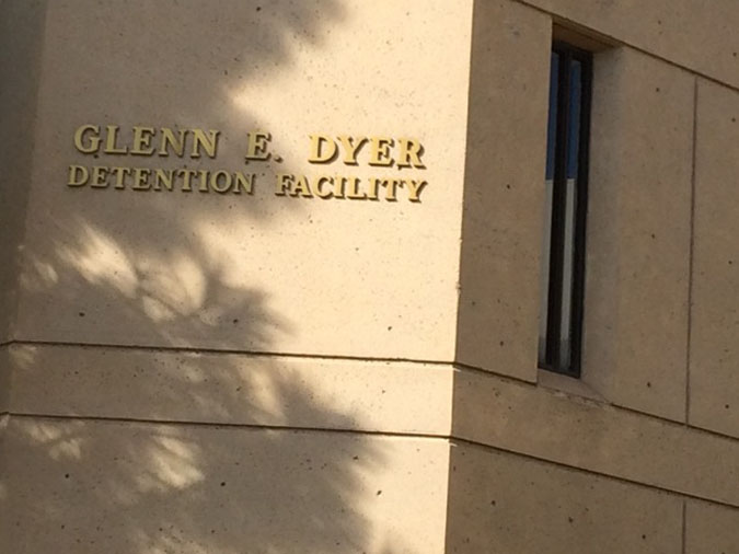 Glen Dyer Detention Facility - Alameda County Jail