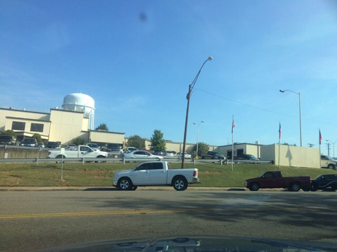 Gregg County North Jail located in Longview TX (Texas) 2