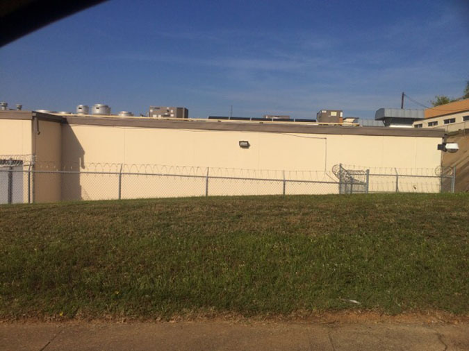 Gregg County North Jail located in Longview TX (Texas) 3