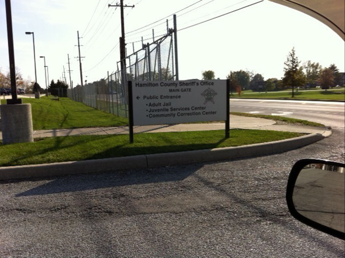 Hamilton County Jail located in Noblesville IN (Indiana) 2