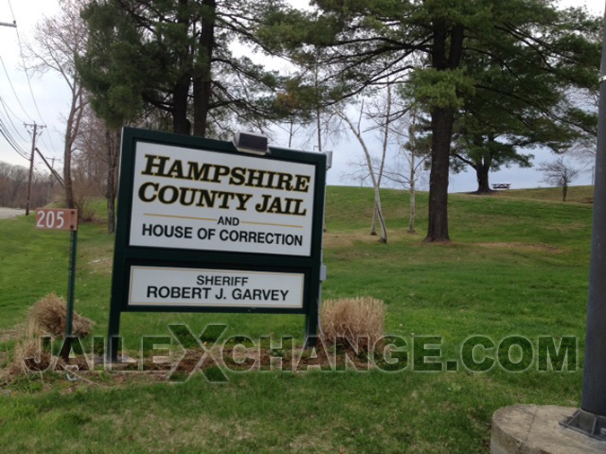 Hampshire Co Jail House Of Correction located in Northampton MA (Massachusetts) 2