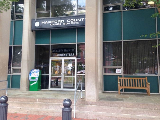 Harford County Detention Center located in Bel Air MD (Maryland) 2