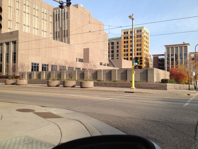 Hennepin County Jail Public Safety Facility located in Minneapolis MN (Minnesota) 3