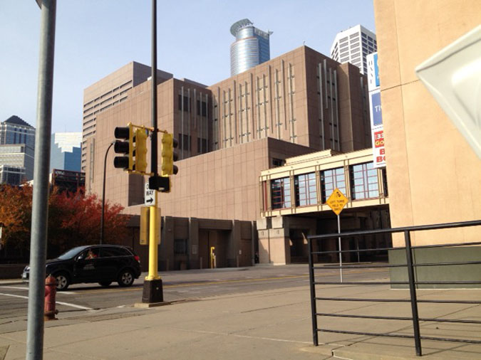Hennepin County Jail Public Safety Facility located in Minneapolis MN (Minnesota) 5