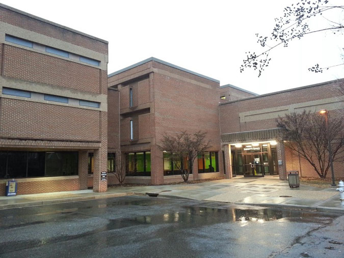 Henrico County Jail West located in Henrico VA (Virginia) 1