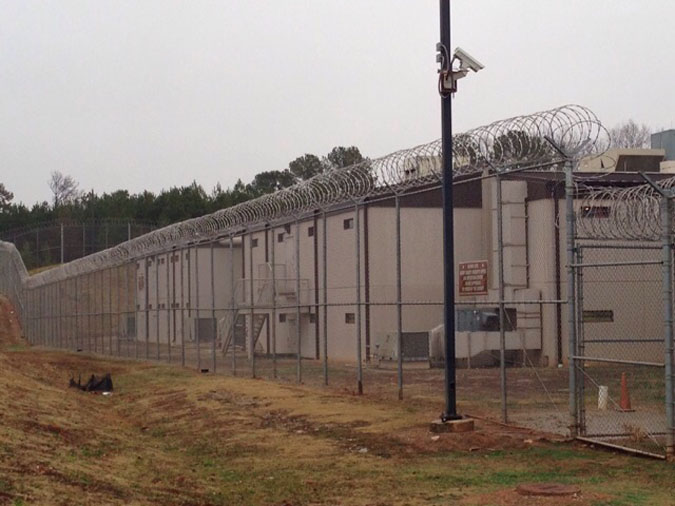 Henry County Jail located in McDonough GA (Georgia) 3