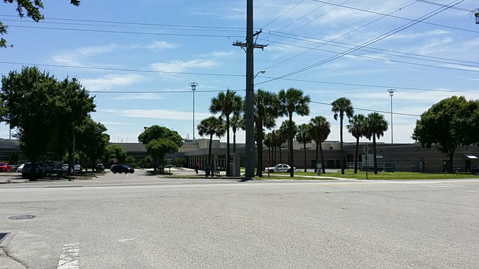 Hillsborough County Jail Orient Road located in Tampa FL (Florida) 3