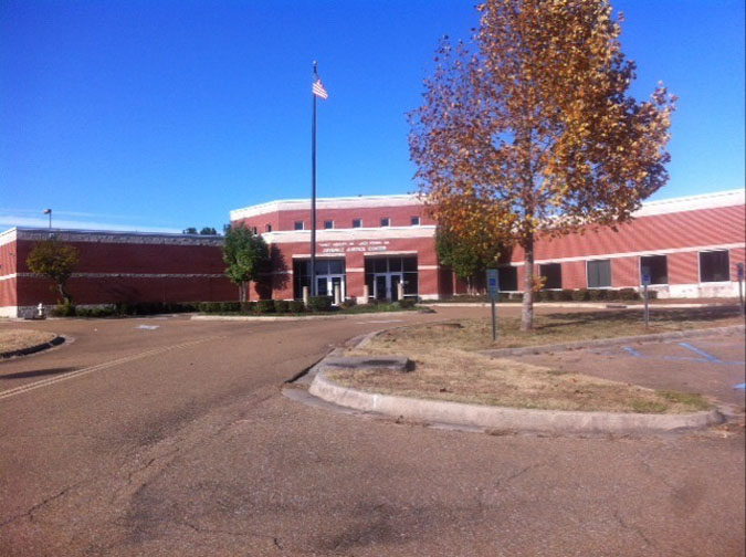 Hinds County Juvenile Justice Center located in Jackson MS (Mississippi) 1