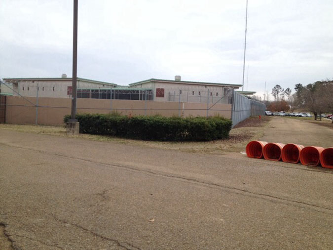 Hinds County Raymond Detention Center located in Raymond MS (Mississippi) 3