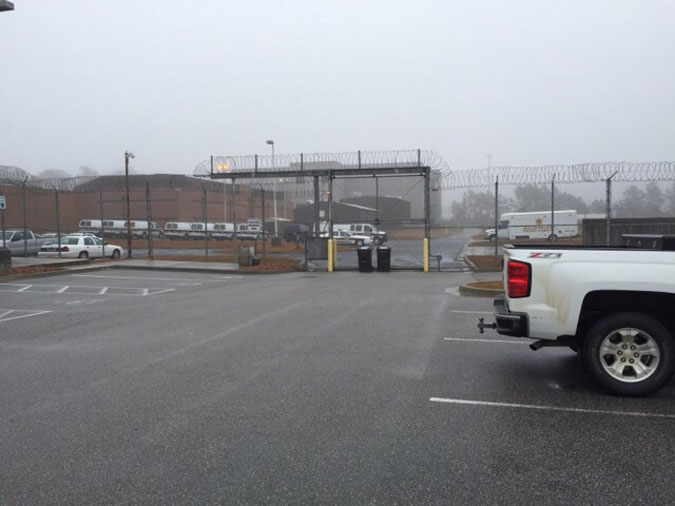 Horry County Jail Detention Center located in Conway SC (South Carolina) 3