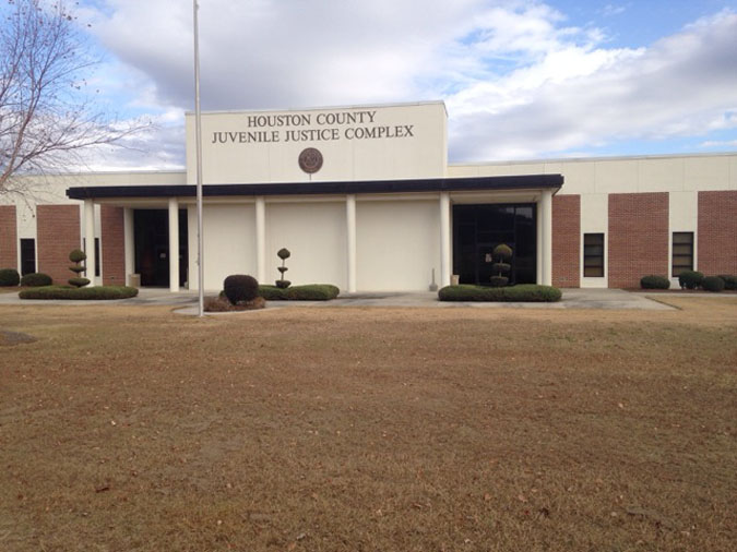 Houston County Juvenile Justice Complex located in Warner Robins GA (Georgia) 1