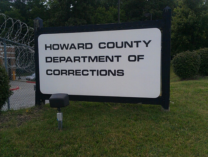 Howard County Detention Center located in Jessup MD (Maryland) 2