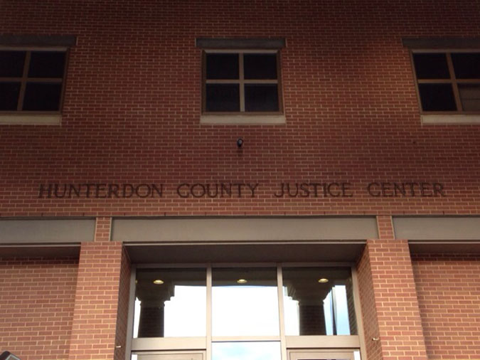 Hunterdon County Jail located in Flemington NJ (New Jersey) 2
