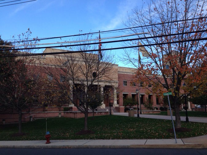Hunterdon County Jail located in Flemington NJ (New Jersey) 4