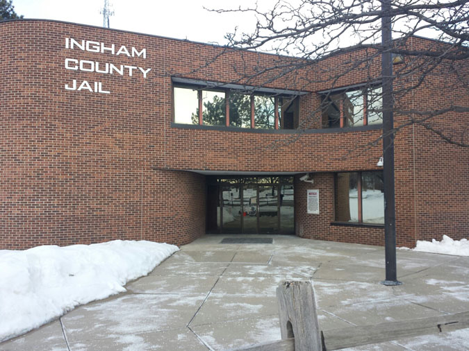 Ingham County Jail located in Mason MI (Michigan) 1