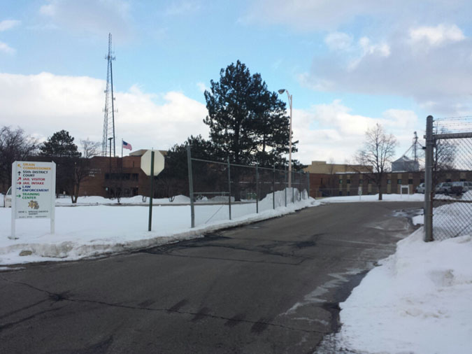 Ingham County Jail located in Mason MI (Michigan) 3