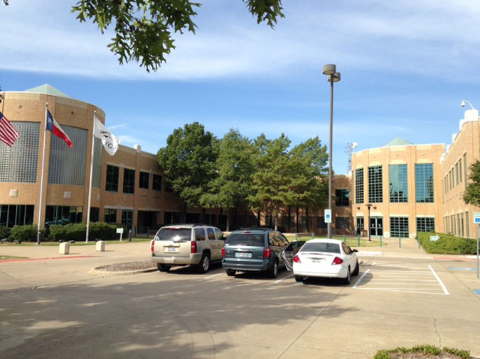 Irving City Police Jail located in Irving TX (Texas) 3