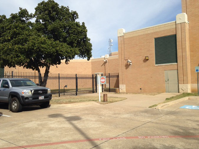 Irving City Police Jail located in Irving TX (Texas) 4