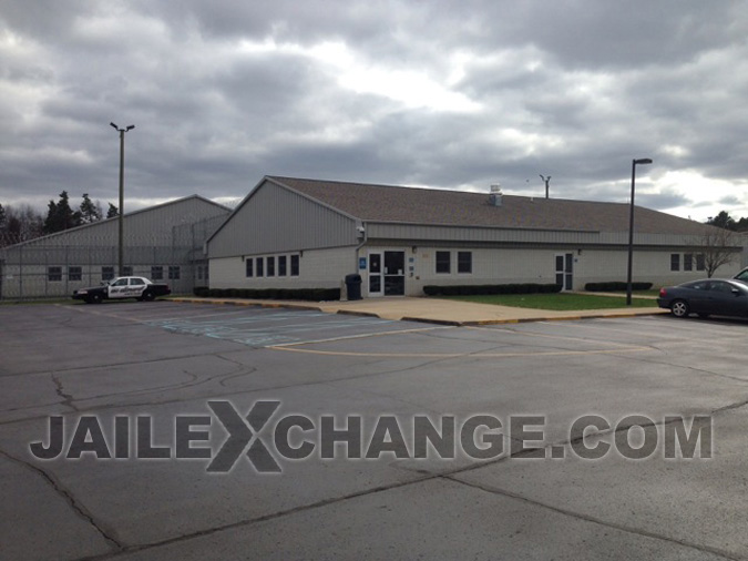 Jackson County Jail located in Jackson MI (Michigan) 1